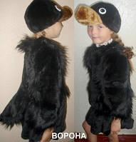 Дитячий новорічний костюм Ворони / Вороны