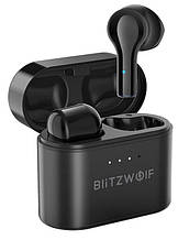 Беспроводные Bluetooth Наушники BlitzWolf BW-FYE9 TWS Bluetooth 5.0 Black