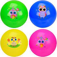 М'яч гумовий CY21003 (300шт) 9 '' 60 грам, 4 кольори