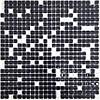 Aquaviva Мозаїка скляна Aquaviva Black/White