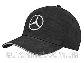 Бейсболка Mercedes Baseball Cap Prime, оригинальная черная (B66954531)