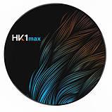 Цифровий TV приставка HK1 MAX 4GB/32GB ANDROID 9.0, Медіаплеєр, фото 5