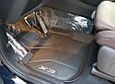 Оригинальные высокие передние коврики салона BMW X3 (G01) (51472450514), фото 3