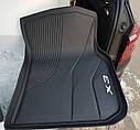 Оригинальные высокие передние коврики салона BMW X3 (G01) (51472450514), фото 6