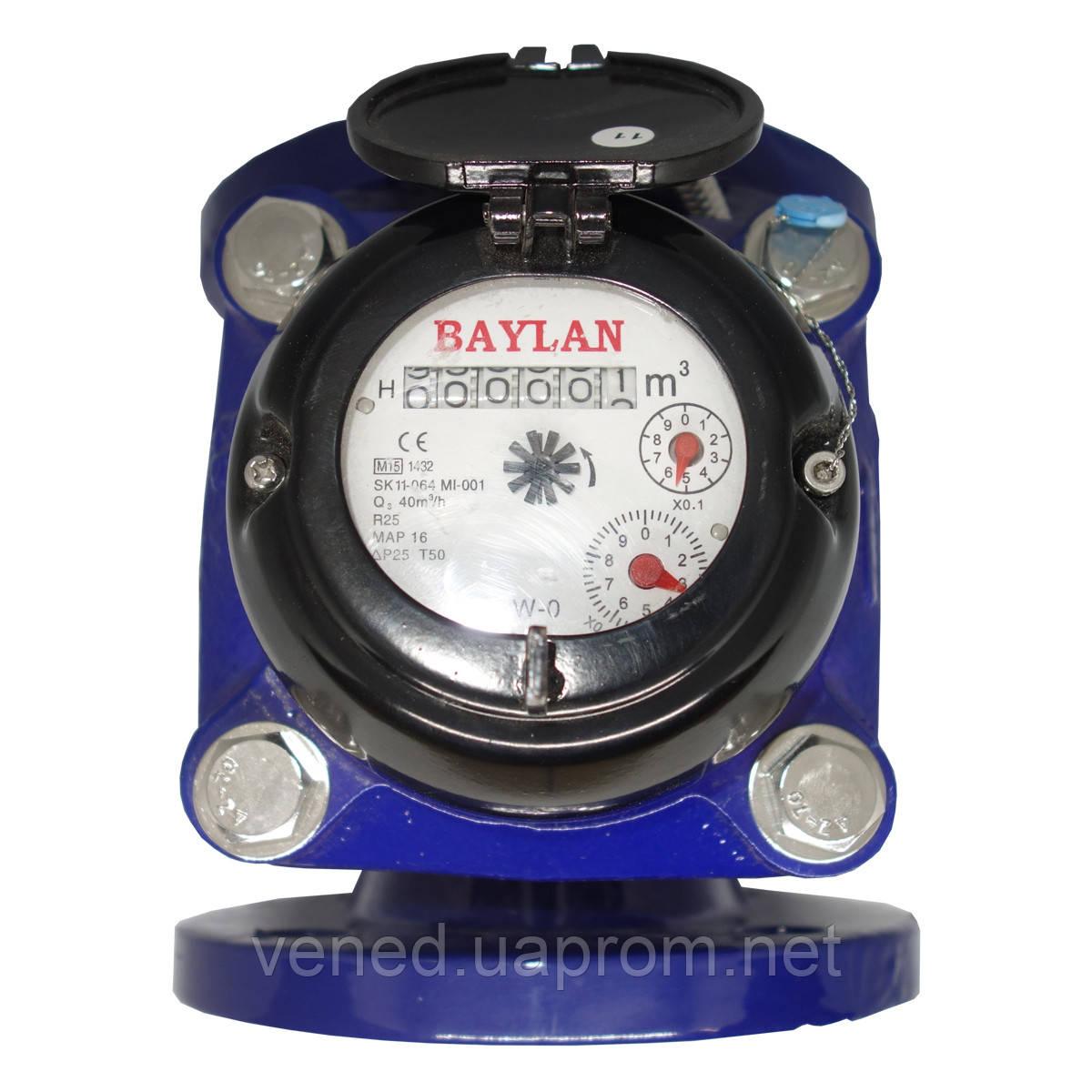 Baylan W-1i DN80 Ирригационный счетчик воды, промышленого применения