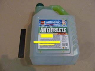 Антифриз ANTIFREEZE-40 Premium (зелений) 5кг
