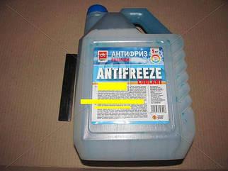 Антифриз ANTIFREEZE-40 Premium (синий) 5кг