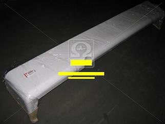 Бампер Богдан 092 задній білий RAL 9003