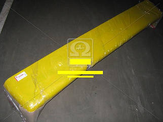 Бампер Богдан 092 задній жовтий RAL 1023