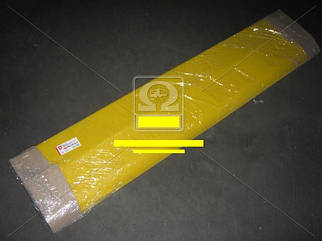 Бампер Іван задн. середня частина жовтий RAL 1023