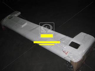 Бампер Еталон задній білий RAL 9003