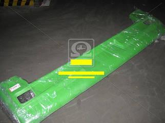 Бампер Еталон задній зелений RAL 6018