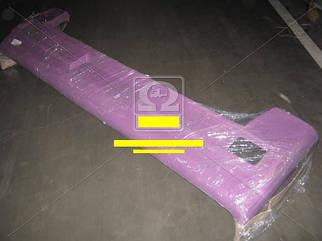 Бампер Еталон задній фіолет. RAL 4001