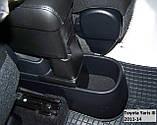 Подлокотник Armcik Стандарт для Toyota Yaris 3 2010-2014, фото 5