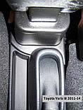 Подлокотник Armcik Стандарт для Toyota Yaris 3 2010-2014, фото 6