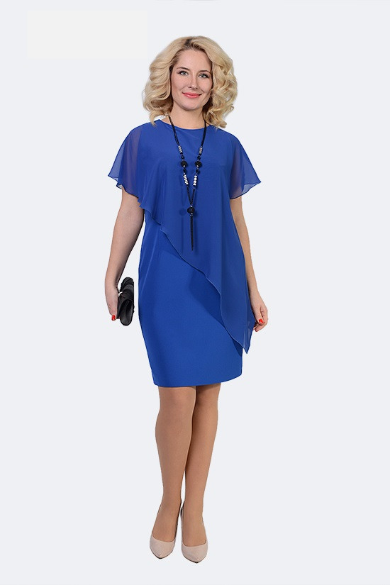 Ошатне плаття з 48 до 54 розмір 7 кольорів