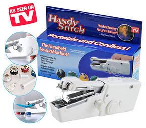Миниатюрная ручная швейная машинка Handy Stitch, фото 2