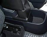 Подлокотник Armcik S2 со сдвижной крышкой и регулируемым углом наклона для Toyota Yaris III 2010-2013, фото 7