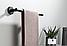 Вешалка для полотенец в ванную комнату. Модель RD-1236, фото 5