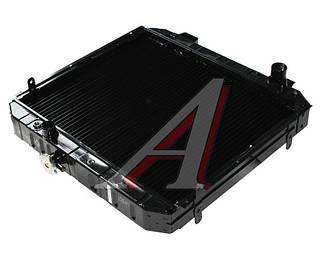 Радіатор вод. охо. ПАЗ 3205 (4-х рядн.) (пр-во ШААЗ)