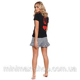 Пижамы женские Doctor Nap PM 4239 Black Польша 2020-21