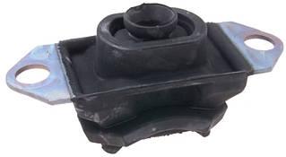 Подушка двигуна Дачія Логан 1.4/1.6 ліва (без кондиціонера) (пр-во QSP-M)