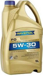 Масло моторне Ravenol 5W30 FО 1л