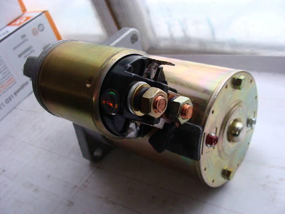 Стартер Ланос 1,5 Lanos (пр-во Атвоэлектрика Россия), фото 2