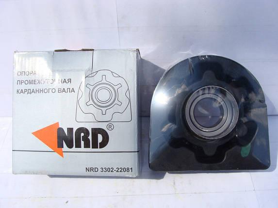 Подвесной карданного вала Газель Волга Н/О NRD, фото 2