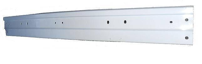 Бампер передній ВАЗ 2105 профіль Сизрань Пластик, фото 2