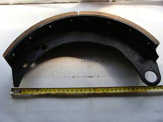 Колодка гальмівна передня ГАЗ 3307, 3309, 4301 з накладкою (вир-во Фритекс Росія)