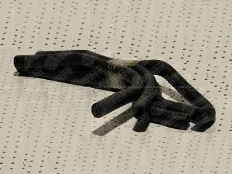Патрубок пічки Газель дв.4215 (5шт), фото 2