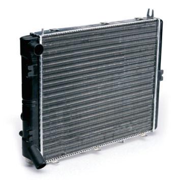Радиатор охлаждения Москвич 2141 алюм (пр-во LSA Чехия)
