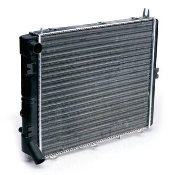 Радиатор охлаждения Москвич 2141 алюм (пр-во LSA Чехия), фото 2