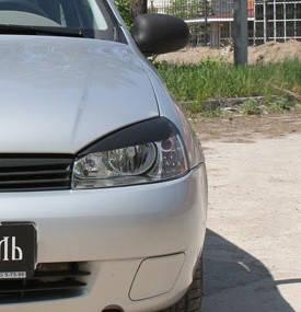 Вія фари ВАЗ 1118 (2шт) (пр-во Росія)