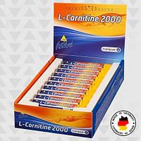 Л-Карнитин ИНКОСПОР Германия Премиум L-CARNITINE 2000 (20х25 мл) 100% результат! Похудеть быстро!, фото 1