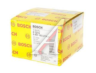 Фільтр масляний ВАЗ 2108,Газель,Волга,УАЗ дв.406,4215,4216 (низький) (пр-во Bosch)