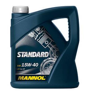 Масло Mannol Germany Standard 15W-40