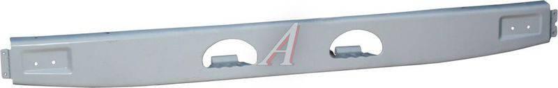 Бампер Газель, ГАЗ 2705 задній з 2-ма підніжками не в зборі (пр-во ГАЗ), фото 2