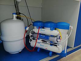 Системи фільтрації для приготування питної води