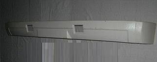 Бампер ПАЗ 3205 передн. сірий (вир-во Україна)