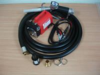 KIT BATTERY — переносной насос для дизельного топлива 24В, 40 л/мин.