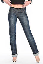 Женские джинсы OMAT 9520-720 синие