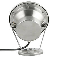 Светильник подводный для фонтана K-3301 LED 12W RGB 12V размер 160мм*195мм IP68, фото 6
