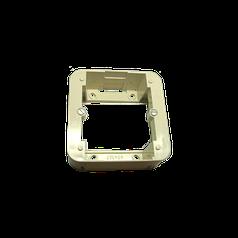 Адаптер внешней установки 1-кратный основный сл. кость REGINA