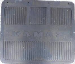Брызговик колеса задний КАМАЗ (2шт) (пр-во Россия)