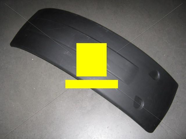 Крыло переднее МТЗ 82 голое (пластик) (пр-во JUBANA)