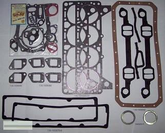 Прокладки двигуна ЗІЛ 130 (повний комплект) (вир-во Україна)