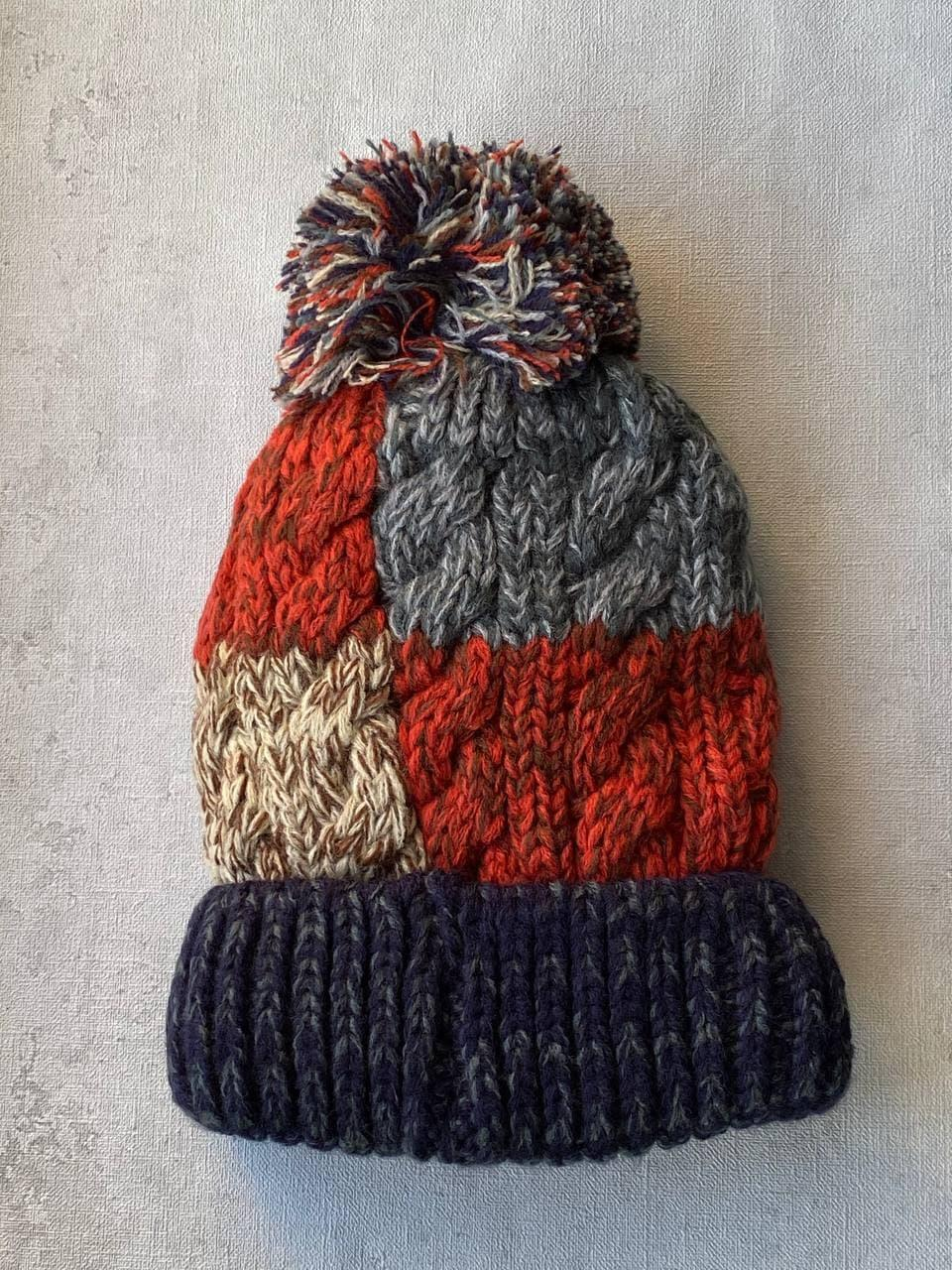 Дитяча шапка, розмір 3-5 років