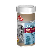 8in1 Excel Multi Vitamin Adult Витамины для взрослых собак -  70 табл